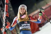 Шиффрин – чемпионка мира в слаломе