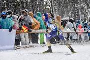 Украинский биатлон. Юлия Джима