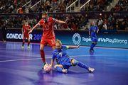 Украина в серии пенальти уступила России в матче за бронзу Евро-2019