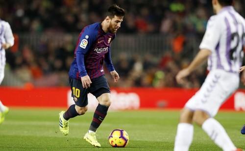 Барселона минимально обыграла Вальядолид на Камп Ноу
