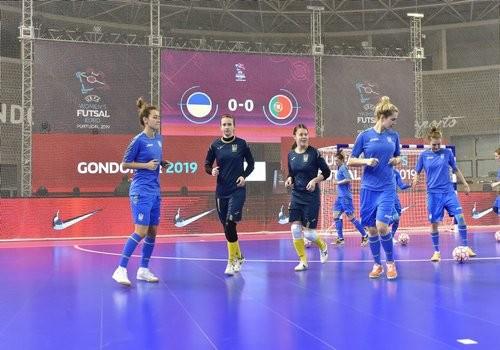 Где смотреть онлайн матч Финала четырех Евро-2019 Россия - Украина