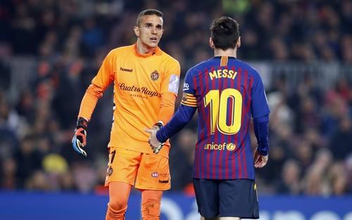 Барселона — Вальядолид - 1:0. Видео гола и обзор матча