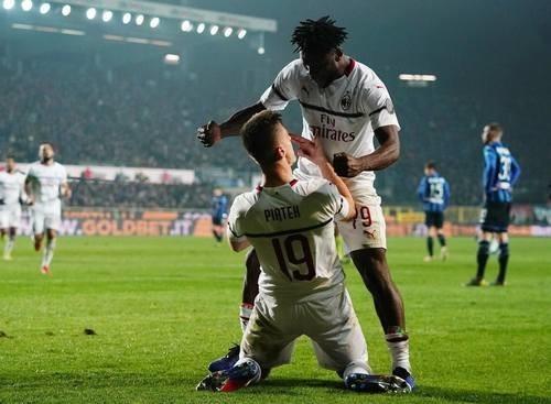 Аталанта – Милан – 1:3. Видео голов и обзор матча