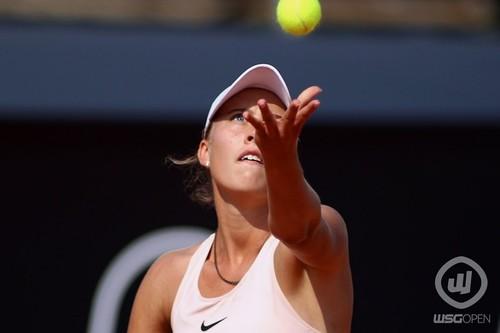 Украинка Чернышева выиграла турнир ITF в Турции
