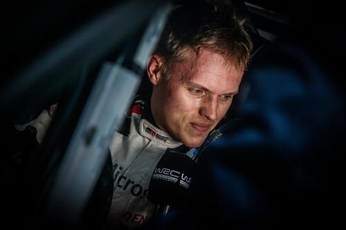 Тянак выиграл Ралли Швеции WRC