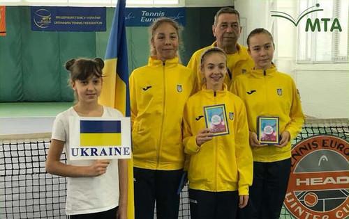 Украина заняла четвертое место на Зимнем кубке Европы
