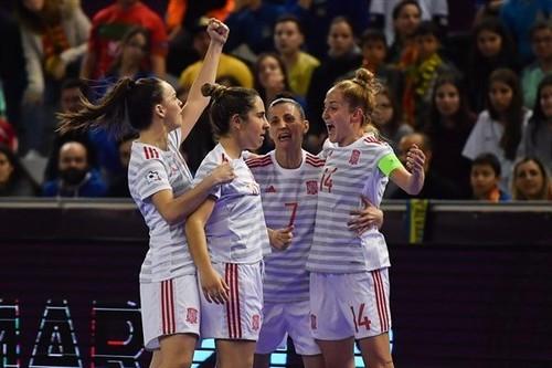 Женская сборная Испании выиграла чемпионат Европы
