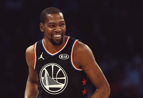 Кевин Дюрэнт стал MVP Матча всех звезд НБА
