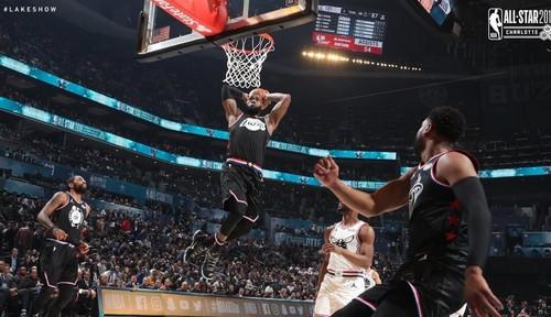 ВИДЕО ДНЯ. Лучшие моменты Матча всех звезд НБА