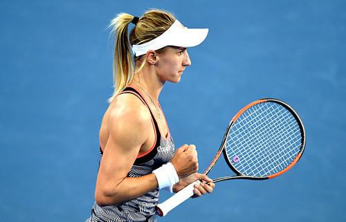 Рейтинг WTA. Цуренко обновила личный рекорд, Свитолина - шестая