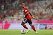 Bayern Strikes. Тьяго Алькантара