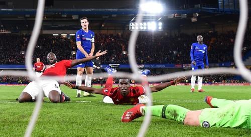 Манчестер Юнайтед обыграл Челси и вышел в 1/4 Кубка Англии
