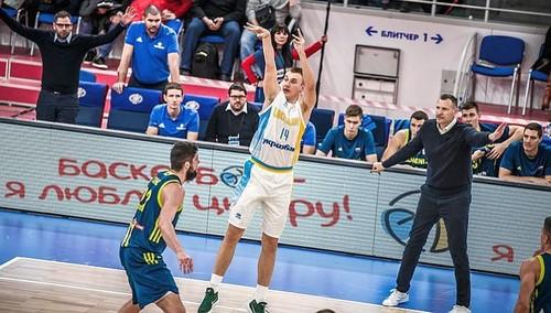 Сергей ПАВЛОВ: «Не хотел ехать в США – нравится баскетбол в Европе»