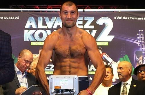 Ковалев в мае хочет провести бой с Бетербиевым