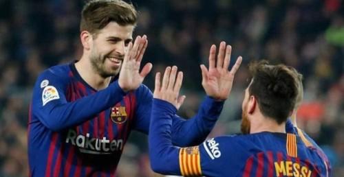 Где смотреть онлайн матч Лиги чемпионов Лион - Барселона