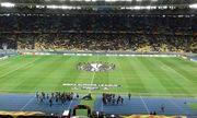 Динамо - Олимпиакос - 1:0. Текстовая трансляция матча