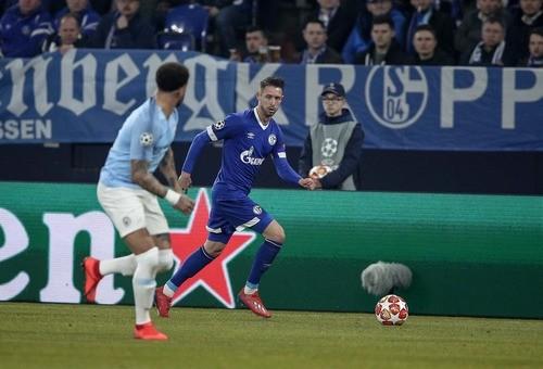 Шальке - Манчестер Сити - 2:3. Текстовая трансляция матча