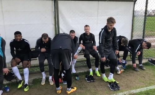 Заря победой в контрольном матче завершила турецкий сбор