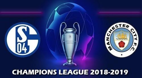 Где смотреть онлайн матч Лиги чемпионов Шальке – Манчестер Сити