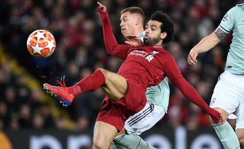 Ливерпуль и Бавария завершили игру на Энфилде без голов