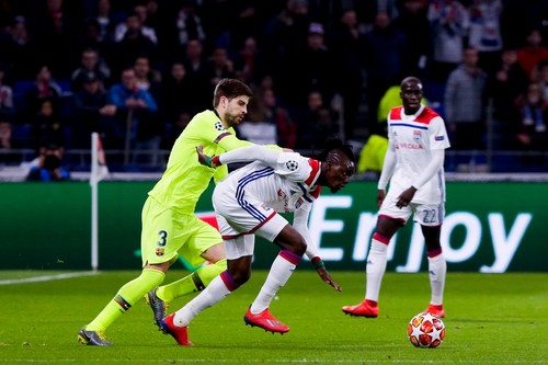 Ливерпуль - Бавария, Лион - Барселона. Реакция соцсетей