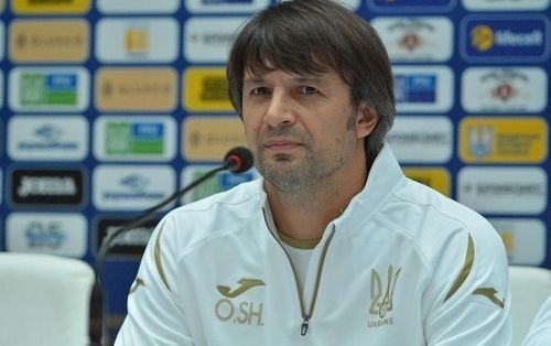 ШОВКОВСКИЙ: «Не я выбрал Динамо, а Динамо выбрало меня»