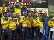 Українські боксери здобули 4 нагороди на престижному турнірі