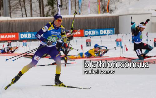 ЧЕ-2019 по биатлону. Семенов занял 9-е место в индивидуальной гонке