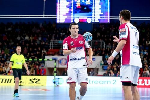 Борис Пуховский вошел в топ-5 лучших снайперов Лиги чемпионов