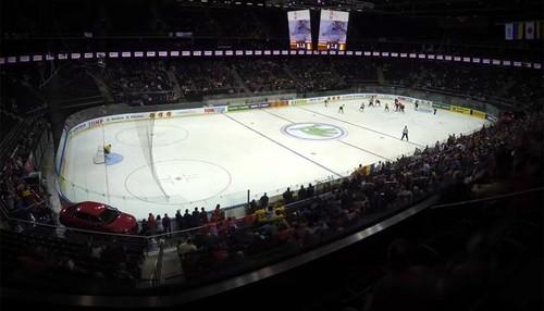 ВИДЕО ДНЯ. Драка родителей на детском турнире по хоккею