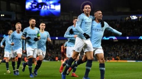 Шальке - Манчестер Сити - 2:3. Видео голов и обзор матча