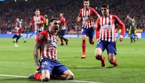 Атлетико дожал Ювентус в домашнем поединке 1/8 Лиги чемпионов