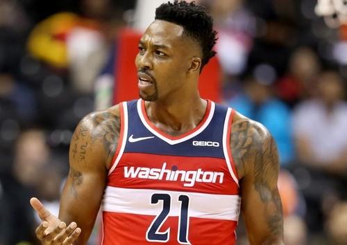 Дуайт Ховард возобновил тренировки с Вашингтоном