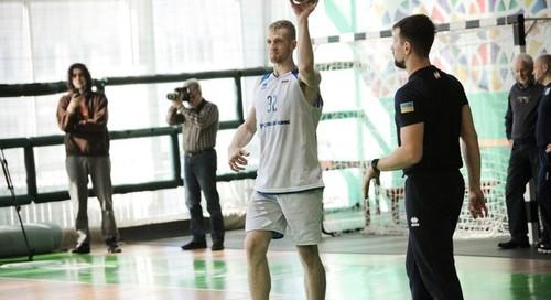 Богдан БЛИЗНЮК: «У мене немає побажань стосовно позиції на майданчику»