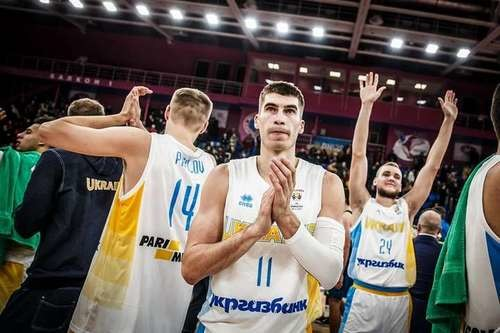 Украина – Черногория – 74:76. Текстовая трансляция матча