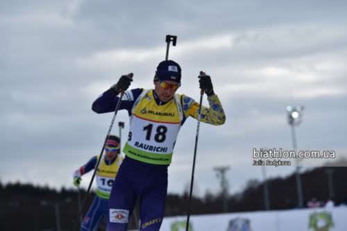 ЧЕ-2019 по биатлону. Украина заняла 7-е место в смешанной эстафете