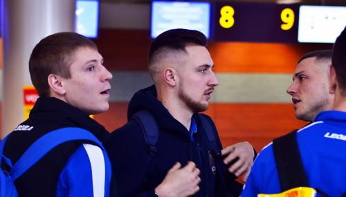ФК Львов завершил сборы и вернулся в Украину