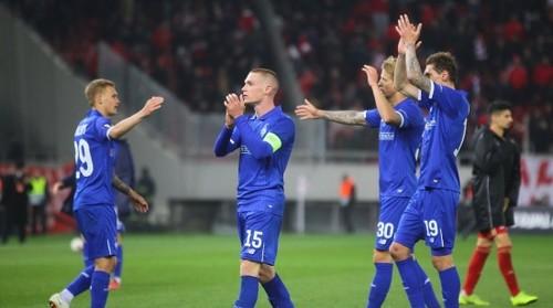 Динамо - Олимпиакос - 1:0. Видео гола и обзор матча