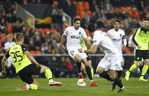 Валенсия – Селтик – 1:0. Обзор матча и видео гола