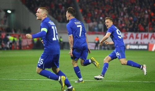 Все возможные соперники Динамо в 1/8 финала Лиги Европы