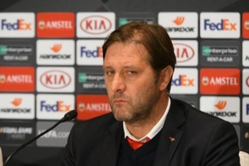 Педру МАРТИНШ: «Динамо было результативнее»