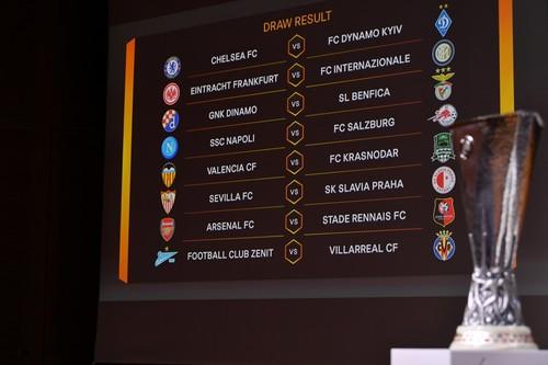 жеребьевка лиги европы 2019 Twitter: ОПРОС: Сможет ли Динамо выйти в четвертьфинал Лиги Европы?