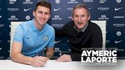 Манчестер Сити продлил контракт с Лапортом до 2025 года