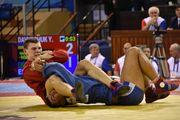 Українські самбісти здобули 10 медалей у 1-й день Міжнародного турніру