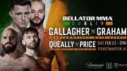 Bellator 217. Джеймс Галлахер – Стивен Грэм. Прогноз и анонс на бой