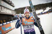 Шюр Рёте – чемпион мира в мужском скиатлоне