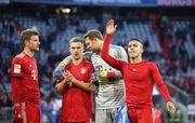 Бундеслига. Бавария минимально обыграла Герту, поражение Шальке