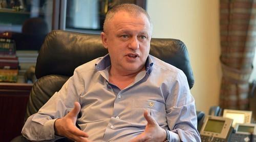 Игорь СУРКИС: «Каналам Футбол я права в единый пул не передам»