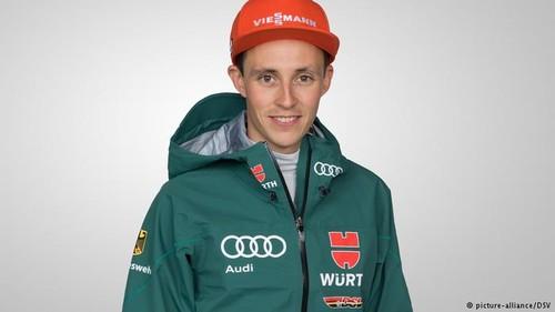 Френцель – чемпион мира по двоеборью