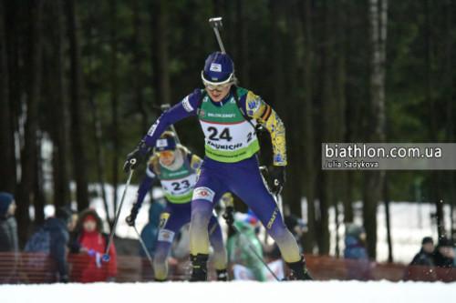 ЧЕ-2019 по биатлону. Женский спринт. Текстовая трансляция